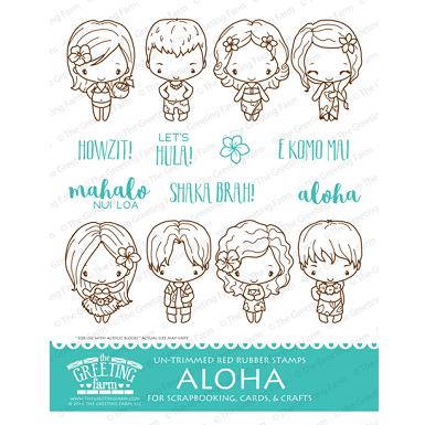 The greeting farm craft boutique aloha kit m4hsunfo